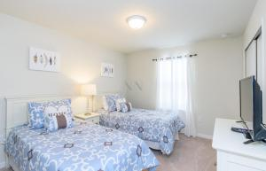 Four Bedroom Vacation Townhouse 19md86 Windsor at Westside, Case vacanze  Kissimmee - big - 28