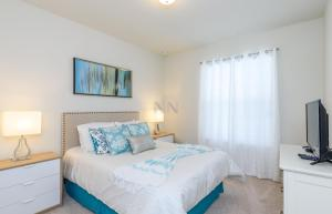 Four Bedroom Vacation Townhouse 19md86 Windsor at Westside, Case vacanze  Kissimmee - big - 30