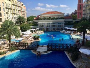 Flat Partic - Resort em Jurerê Int - Canasvieiras