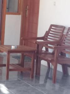 Siul Homestay, Проживание в семье  Кута, остров Ломбок - big - 7