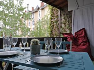 La Terrasse Carnot, in Annecy downtown - Apartment - Annecy