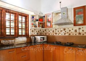 Eden Holiday Villa, Homestays  Sultan Bathery - big - 7