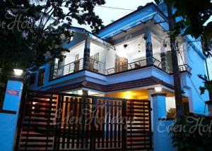Eden Holiday Villa, Homestays  Sultan Bathery - big - 10