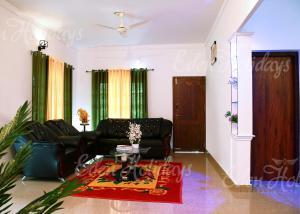 Eden Holiday Villa, Homestays  Sultan Bathery - big - 11