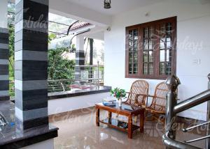 Eden Holiday Villa, Homestays  Sultan Bathery - big - 12