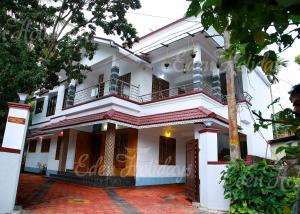Eden Holiday Villa, Homestays  Sultan Bathery - big - 14