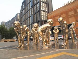 CBD Apple Community, Апартаменты  Пекин - big - 9