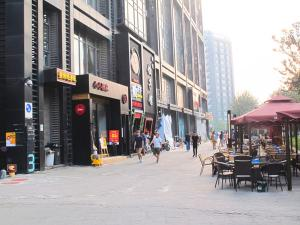 CBD Apple Community, Апартаменты  Пекин - big - 21