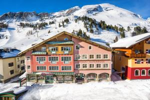 Apartments & Garni Alpenrose - Obertauern