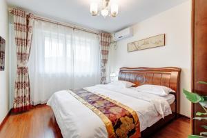 Beijing Zhoukejia Holiday Villa, Apartments  Miyun - big - 8