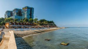 Zolotaya Buhta Hotel, Resorts  Anapa - big - 49