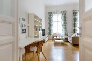 Cozy In The City Center, Apartmány  Budapešť - big - 14
