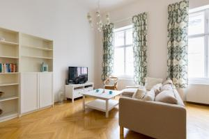 Cozy In The City Center, Apartmány  Budapešť - big - 5