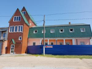 Accommodation in Kemerovo