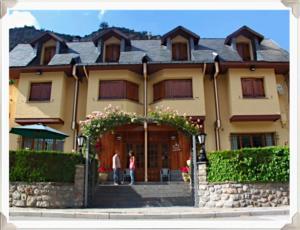 Hotel Arruebo - Panticosa