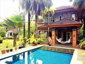 Palm Villa And Pool - Ban Na Bon