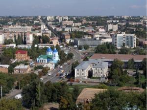 Отель Турист, Кировоград