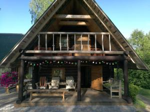 Guest House Vējaines - Myza Kayve
