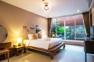 Feung Nakorn Balcony Rooms and Cafe, Hotels  Bangkok - big - 103