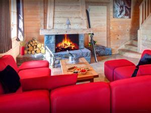 Chalet Flocon Magique - OVO Network - Hotel - Saint Jean de Sixt