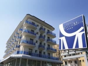 emblème de l'établissement Hotel Croce Di Malta