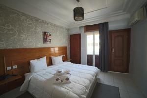 Hotel Chorouk, Szállodák  Safi - big - 21