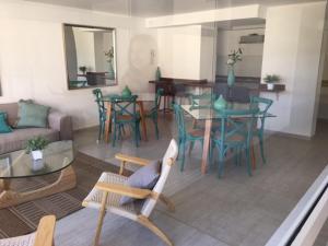 Departamento Con Con Velas de Montemar, Apartmány  Concón - big - 14