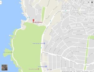 Departamento Con Con Velas de Montemar, Apartmány  Concón - big - 16