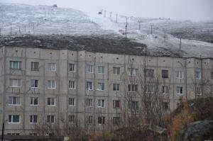 Olimpiyskaya 89 Apartments - Kirovsk