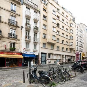 Boulanger Apartment, Апартаменты  Париж - big - 5