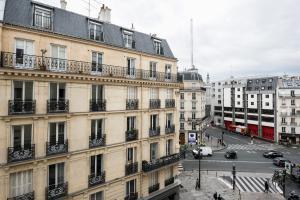Boulanger Apartment, Апартаменты  Париж - big - 2