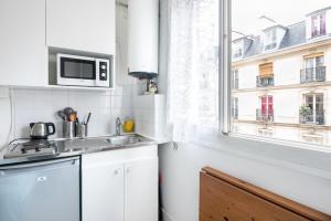 Boulanger Apartment, Апартаменты  Париж - big - 3