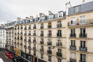 Boulanger Apartment, Апартаменты  Париж - big - 11