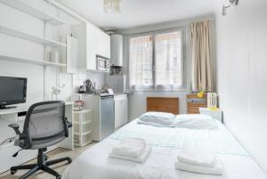 Boulanger Apartment, Апартаменты  Париж - big - 7