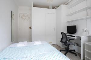 Boulanger Apartment, Апартаменты  Париж - big - 6