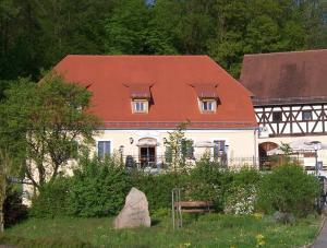Alter Pfarrhof - Leuchtenberg