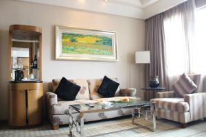 Harriway Hotel, Hotels  Chengdu - big - 34