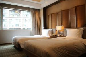 Harriway Hotel, Hotels  Chengdu - big - 32