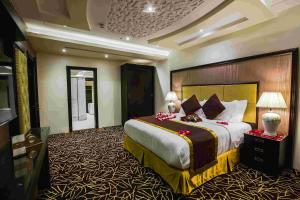 Rest Night Hotel Apartment, Apartmánové hotely  Rijád - big - 44