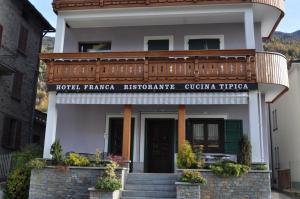 Hotel Franca - AbcAlberghi.com