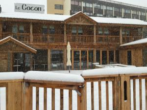 Le Cocon Des Neiges & Spa - Hotel - Pra Loup