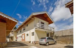 Casa Bem Pertinho do Capivari, Dovolenkové domy  Campos do Jordão - big - 7