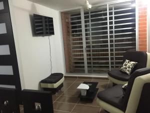 Reserva del Peñón, Apartmány  Girardot - big - 8