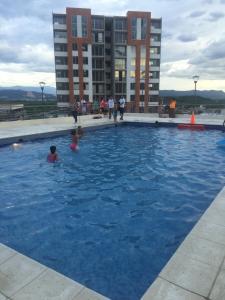 Reserva del Peñón, Apartmány  Girardot - big - 3