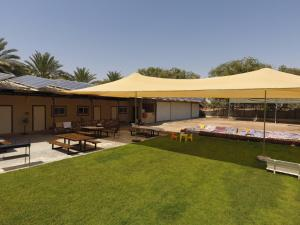 Calma in the Desert - Ne'ot HaKikar
