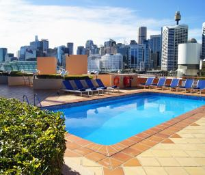 Novotel Sydney Darling Harbour
