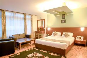 Hotel Le Primula, Отели  Гангток - big - 4