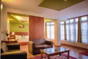 Hotel Le Primula, Отели  Гангток - big - 17