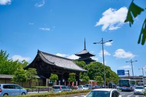Kyoto Stay SAKURA Toji I, Dovolenkové domy  Kjóto - big - 28