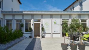 Hotel ApartW3, Hotels  Bad Oeynhausen - big - 11